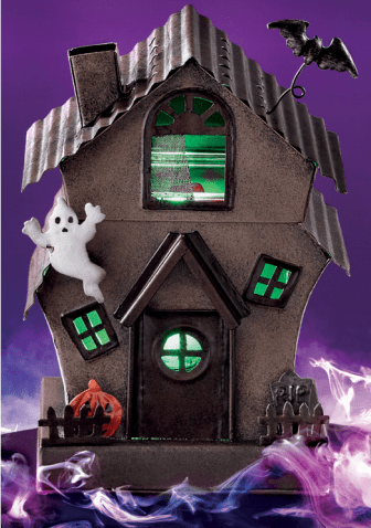 Haunted House Scentsy Warmer Sept 2019