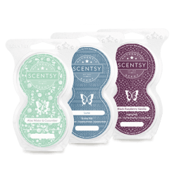 3 pack scentsy pods