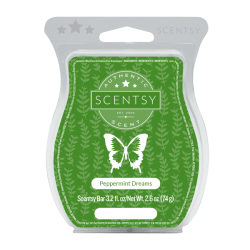 Peppermint Dreams Scentsy BBMB 2020