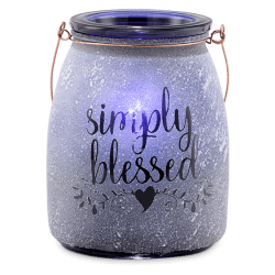 Simply Blessed Scentsy Wax Warmer