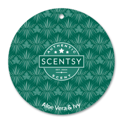 aloe very ivy scentsy scent circle