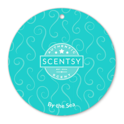 by the sea scentsy scent circle