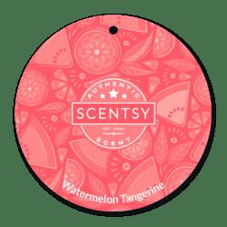 watermelon tangerine scentsy scent circle