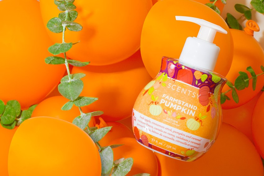 photo of Farmstead Pumpkin lotion