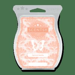 Apricot Vanilla Scentsy Bar