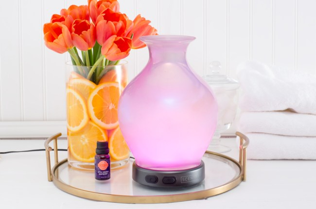 photo of Scentsy diffuser