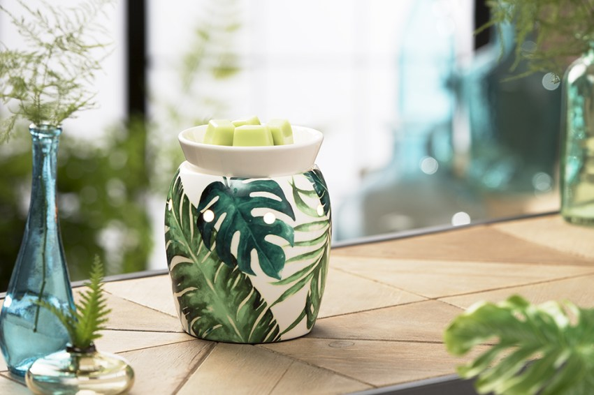 Scentsy Rainforest Warmer