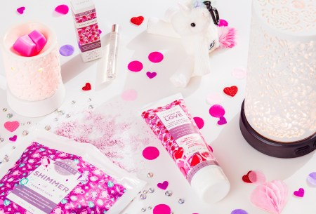 Scentsys Valentine's Day Gift Guide Products