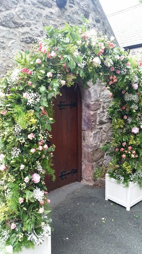 Flower Archway