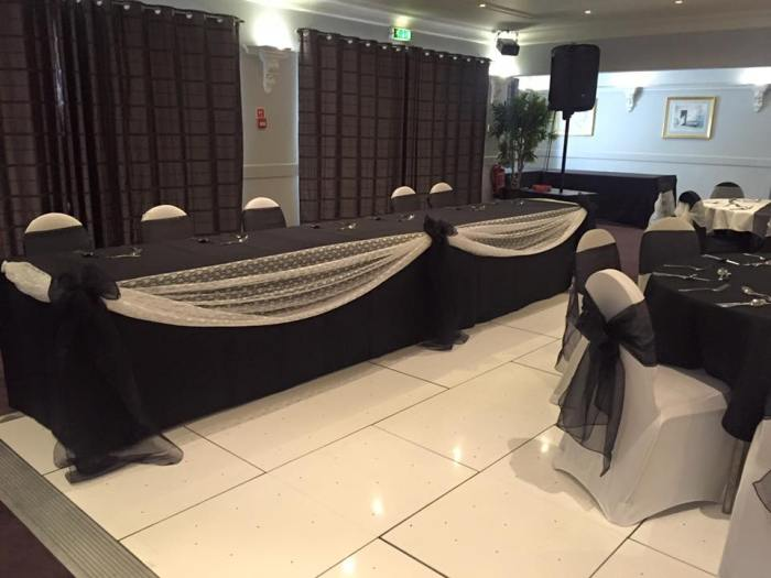 Top Table Cover