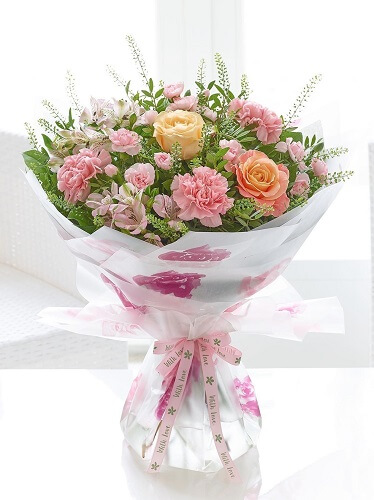 Mothers Day Hand Tied