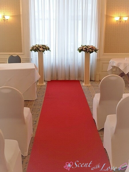 Imperial Hotel Ceremony