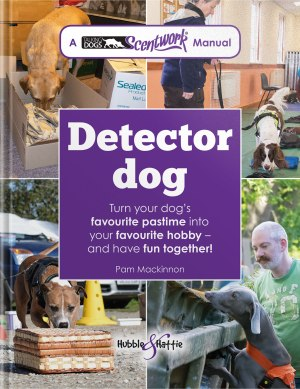 cover of detector dog manual