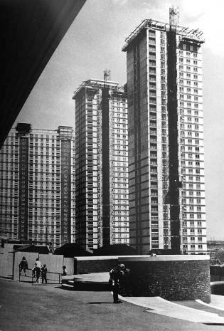 Red Roads Flats, 1969 | Image: Royal Academy of Arts