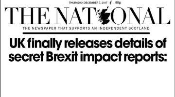 Two new Scottish Sundays buck the trend