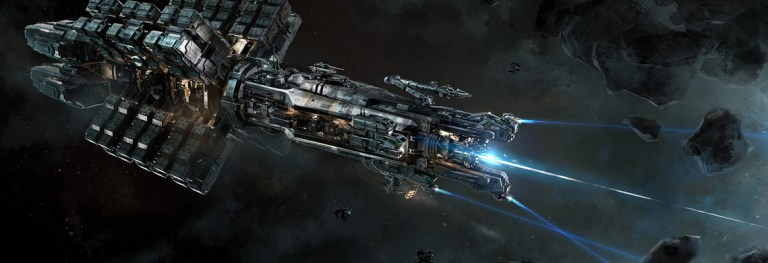Orion - Best Multi Crew Mining Ship in Star Citizen