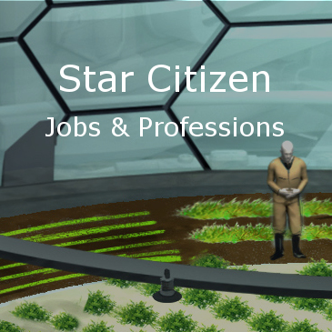 Jobs & Professions In Star Citizen