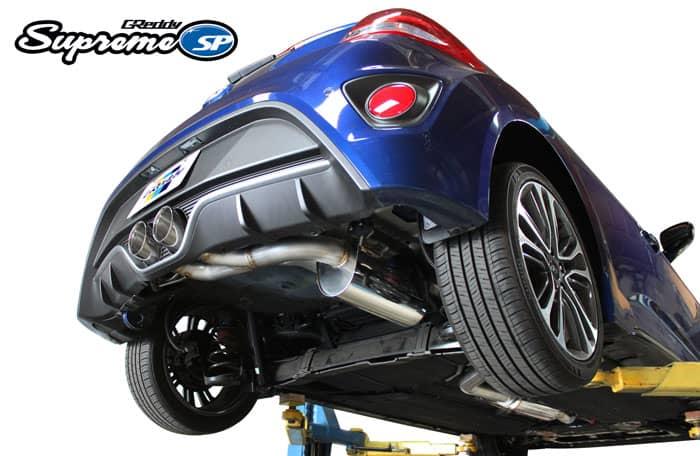 greddy sp veloster turbo exhaust system 2013 2017