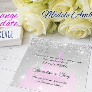 change the date changement date mariage