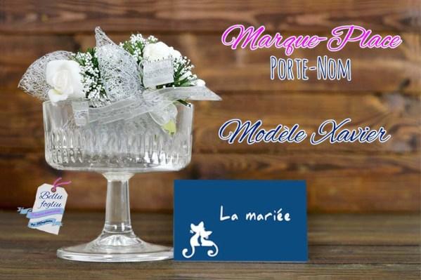Marque place Porte nom