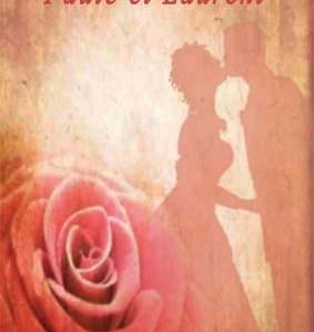 faire-part mariage rose vintage romantique couple