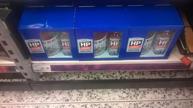 HP Mug and Sauce