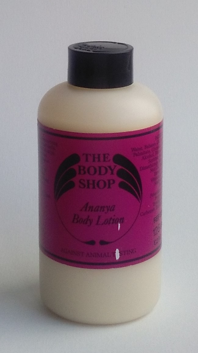 Classic Packaging -The Body Shop | Sarah Greenwood Packaging