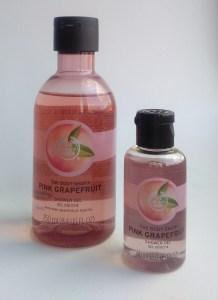 mmmm pink grapefruit