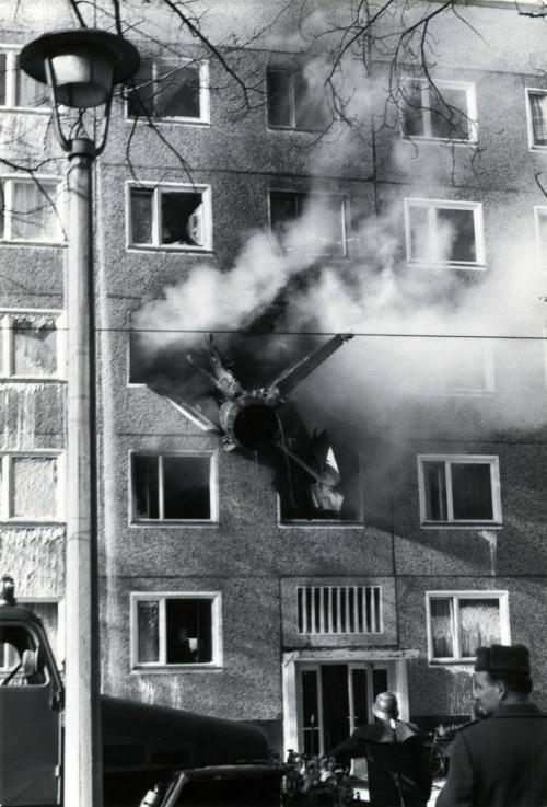 Flugzeugabsturz Ddr 1975