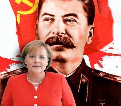 """Thomas Böhm: """"Kennen Sie den Unterschied zwischen Josef Stalin und Angela Merkel? Ich auch nicht."""""""