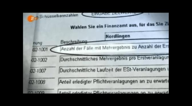 Die illegale Jagd der deutschen Finanzämter auf Selbständige