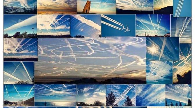 ganz normale Wolken