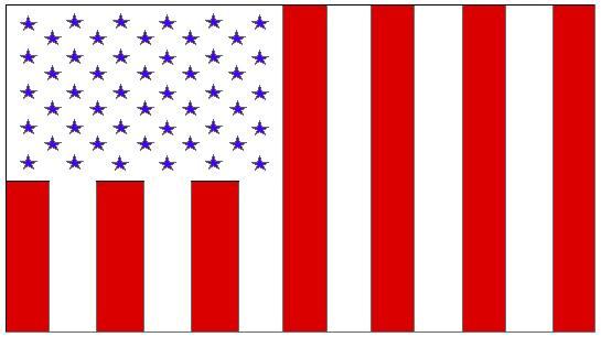 Flaggenkunde USA