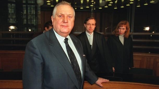 Militärregierungsgesetz Nr. 53 – Dr. Alexander Schalck Golodkowski