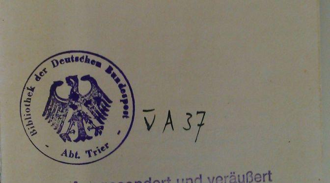 Reichsbürgerbegriff im Köst von 1939