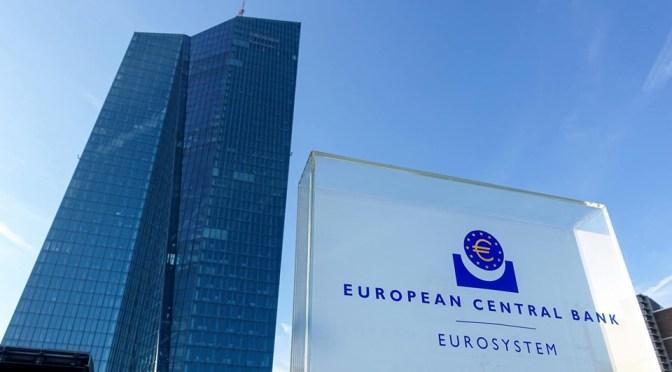 Krisenverschärfung: EZB beschließt neuen Liquiditätspolitik.