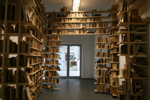 Bibliothek Übersicht