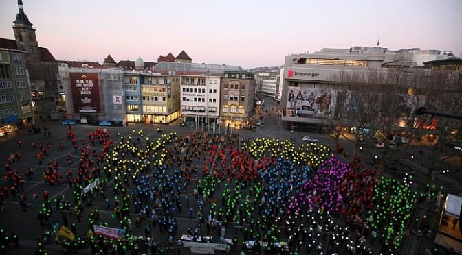 213. Demo in Stuttgart