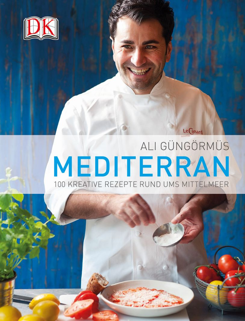 Ali Güngörmüs, Mediterran, DK Verlag
