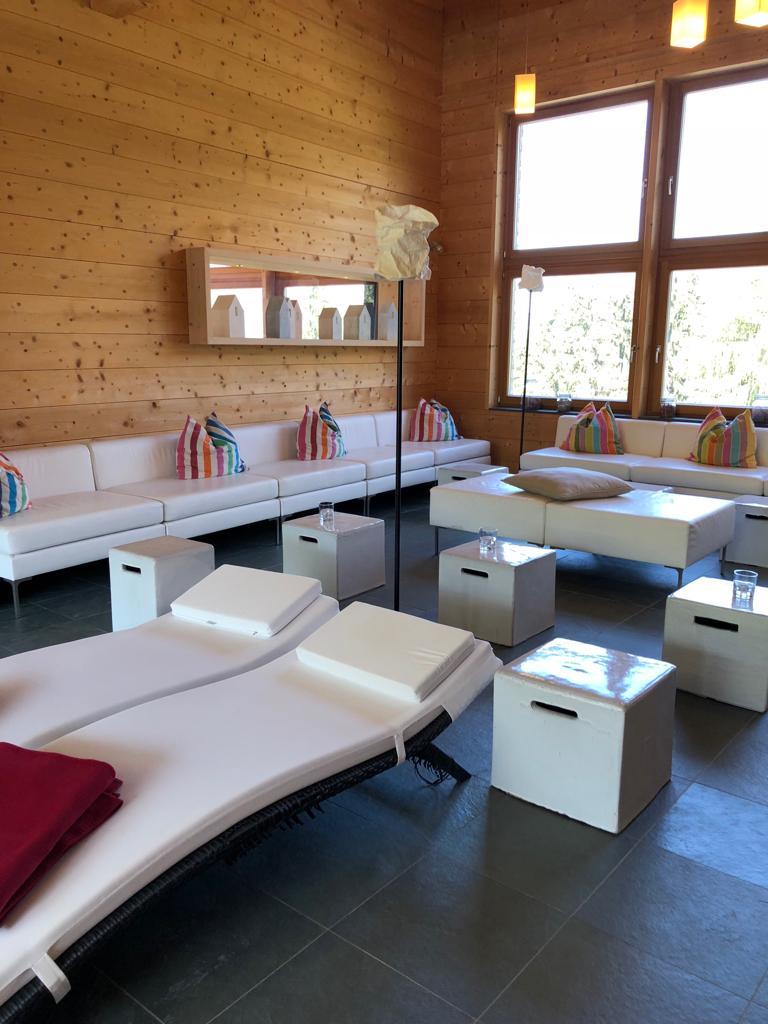 Holzhotel Forsthofalm Leogang Schätze aus meiner Küche Wellnesshotel SPA
