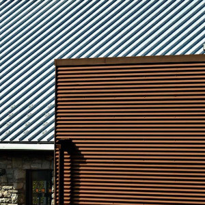 Corrugated Panels Schafer And Company