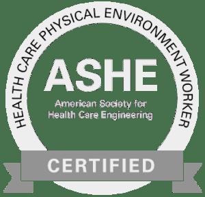ASHE Certified Logo