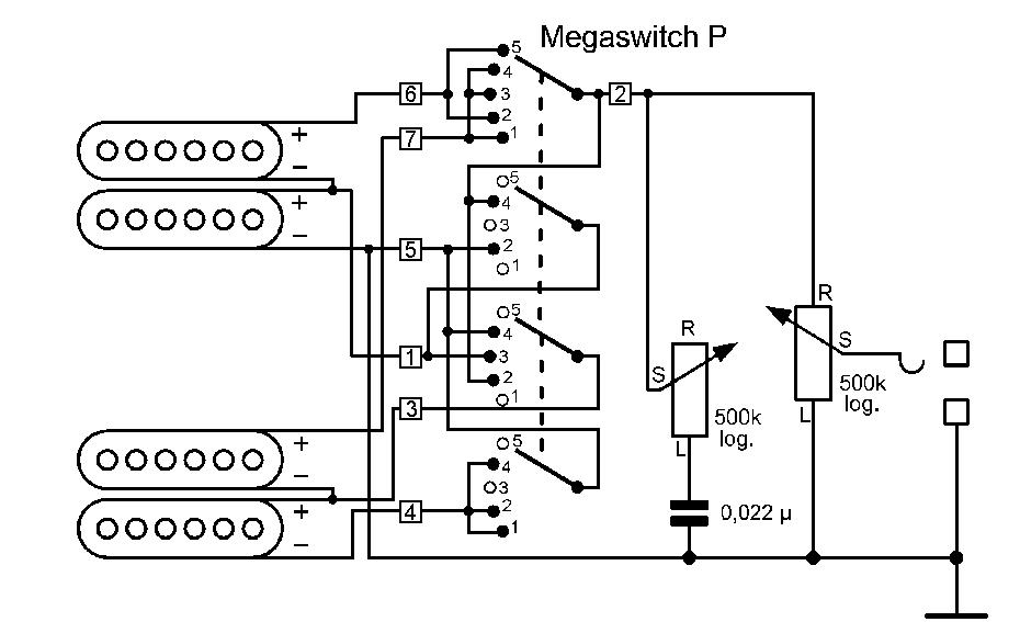 Prs Guitar Wiring Diagram : Diagram Gibson B Wiring