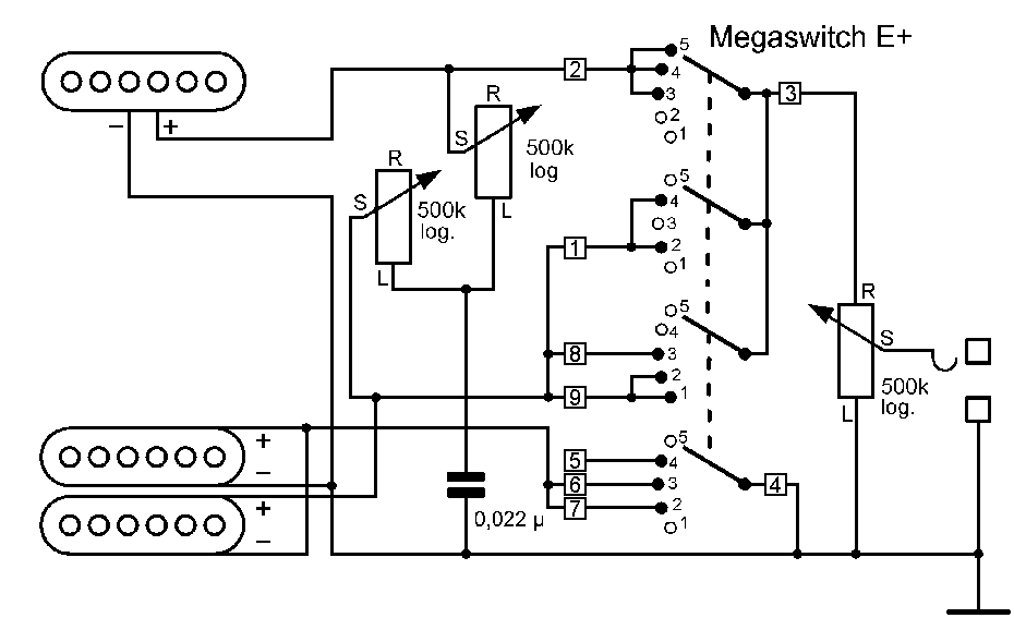 Duo Sonic Wiring Diagram / 2 / Does anybody know in detail