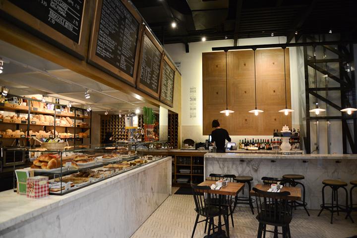 Landbrot Bakery  Bar in New York NY  Schaller  Weber