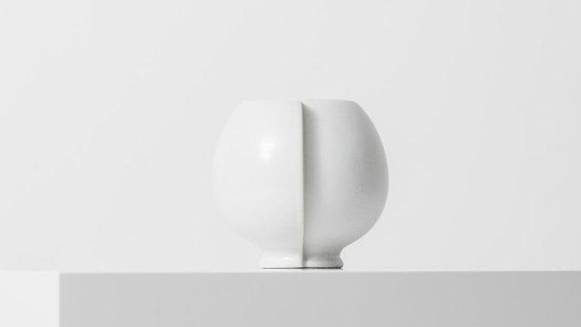 Wilhelm Kåge Surrea vase by Gustavsberg at Studio Schalling