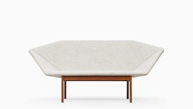 Tove & Edvard Kindt-Larsen Prisma sofa at Studio Schalling