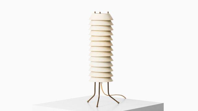 Ilmari Tapiovaara pair of table lamps Maya the Bee at Studio Schalling