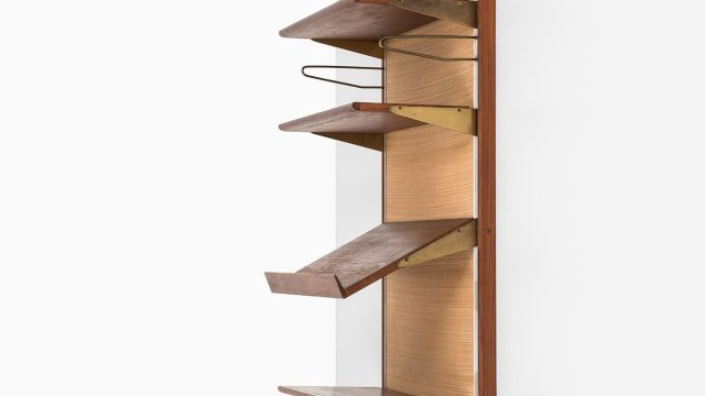 Finn Juhl bookcase in teak by Bovirke at Studio Schalling