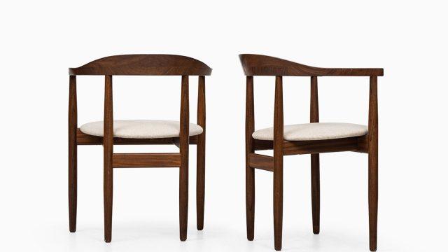 Bonde Gravesen armchairs at Studio Schalling